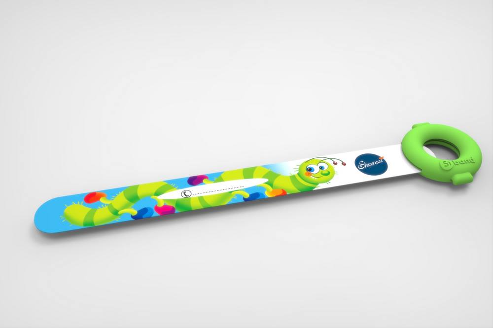 Opaska na rękę dla dziecka - oryginalny gadżet reklamowy
